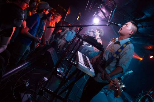 Clap Your Hands Say Yeah at the Biltmore Cabaret
