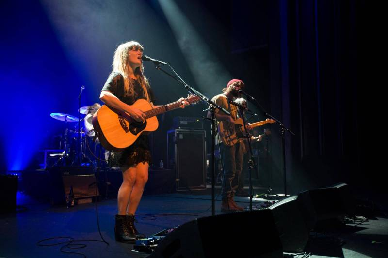 Angus and Julia Stone at the Vogue Theatre, Vancouver