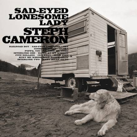 Steph Cameron album cover