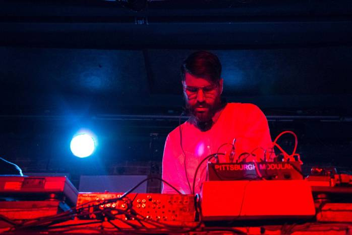 DJ Vadim and Quantic at the Electric Owl, Vancouver, Mar. 27 2015. Kirk Chantraine photo.
