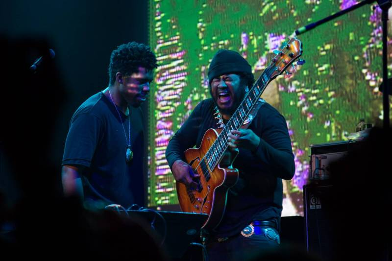 Thundercat at the Imperial, Vancouver, June 18 2016. Kirk Chantraine photo.