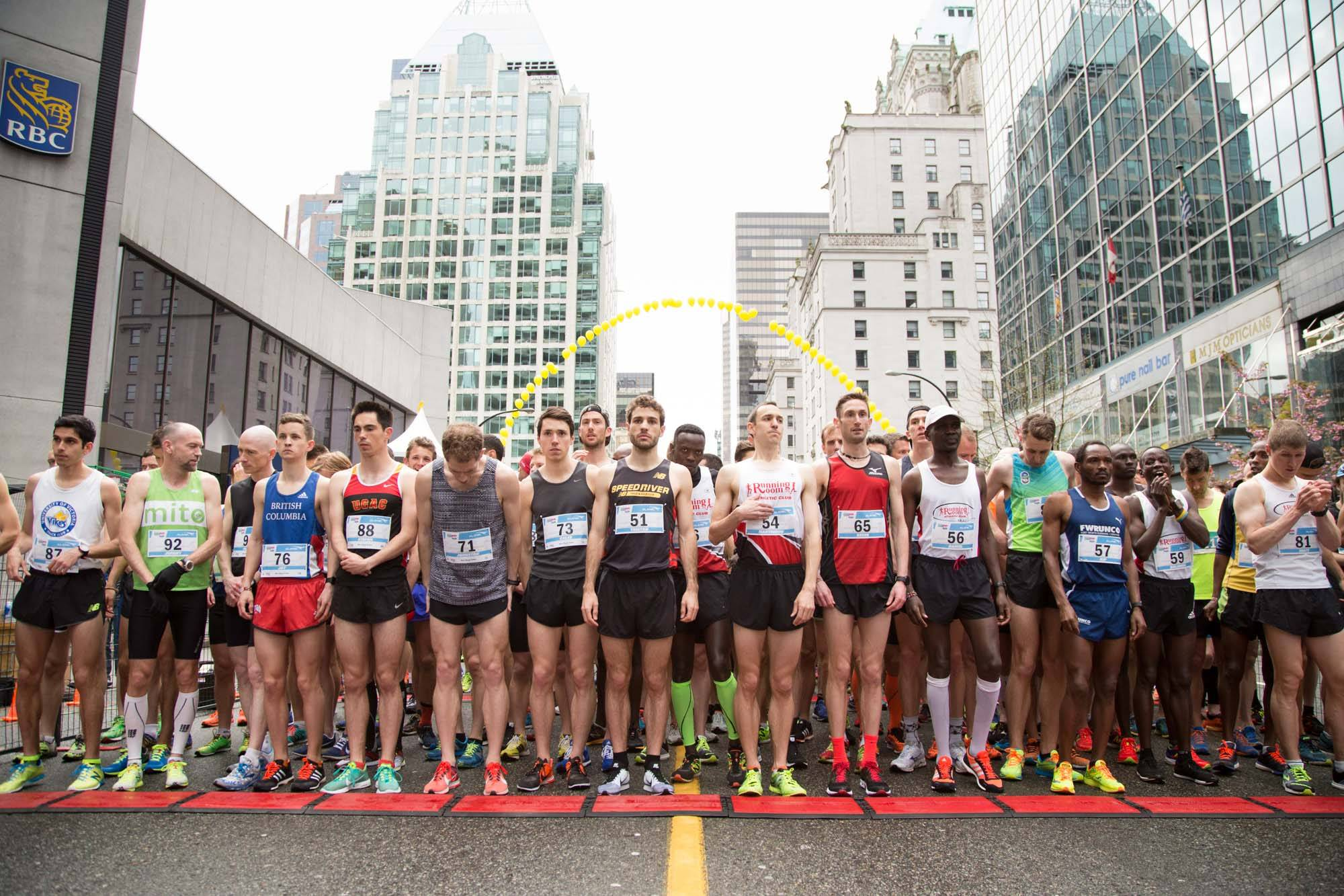 Vancouver Sun Run 2017, Apr. 23 2017. Kirk Chantraine photo.