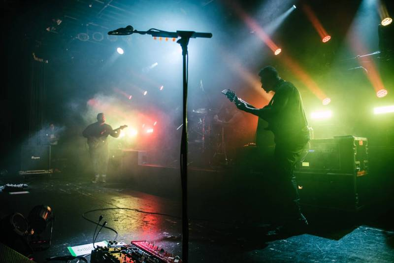 Animals As Leaders at the Commodore Ballroom, Vancouver, Nov 28 2017. Pavel Boiko photo.