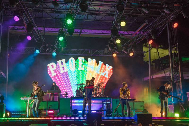 Bumbershoot Music Festival 2018 featuring SZA and Phoenix