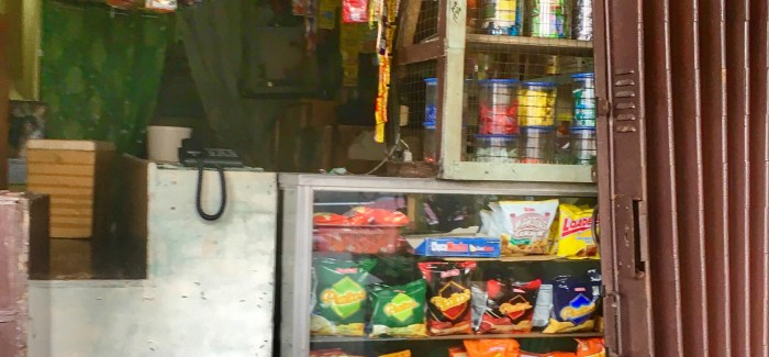 What is A Sari-Sari Store to Filipinos like Me (Part TWO)