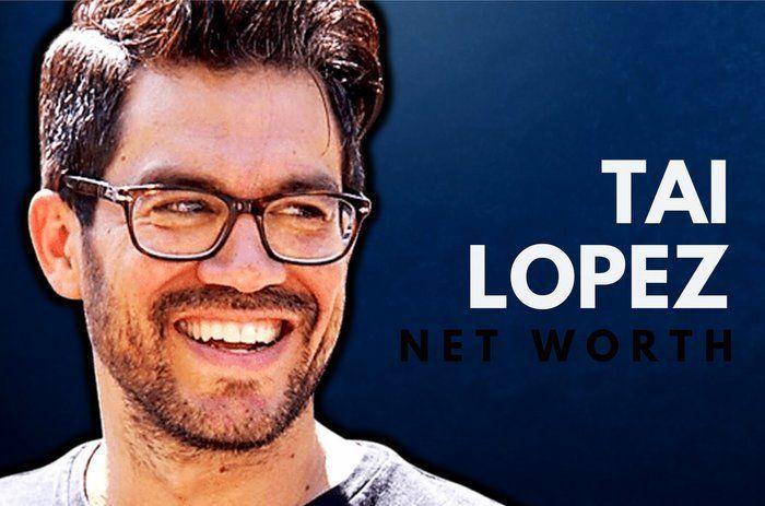 Tai Lopez Net Worth