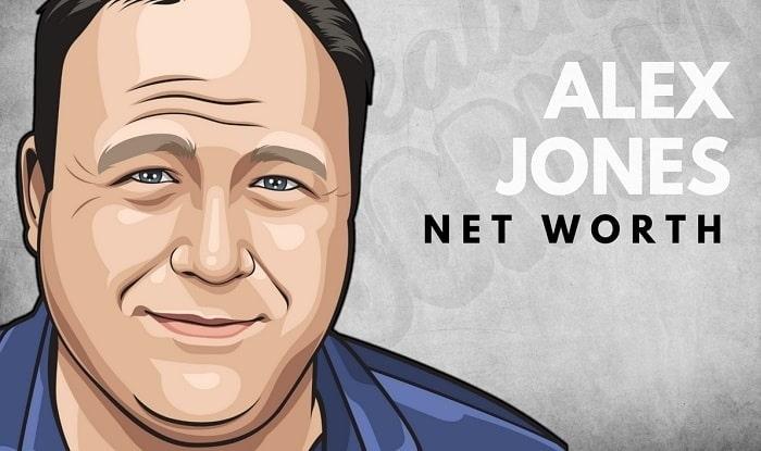Alex Jones' Net Worth in 2020