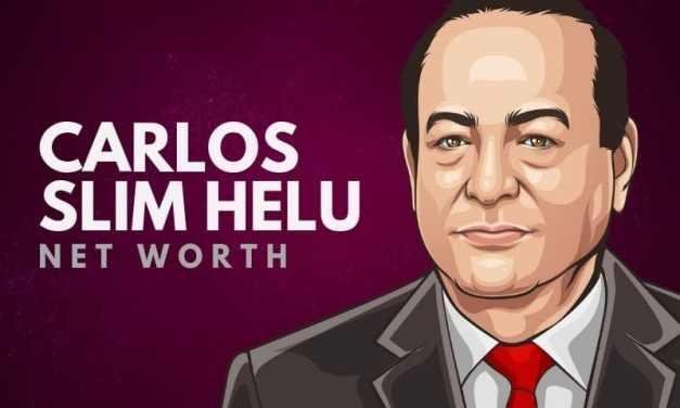 Carlos Slim Helu's Net Worth in 2020