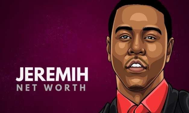 Jeremih's Net Worth in 2020