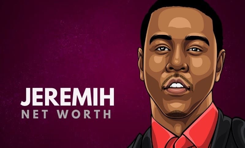 Jeremih's Net Worth in 2020