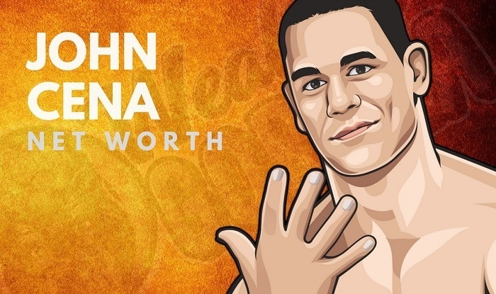 John Cena's Net Worth in 2020