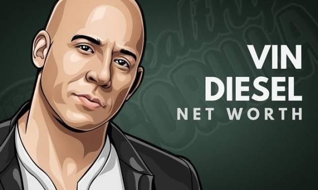 Vin Diesel's Net Worth in 2020