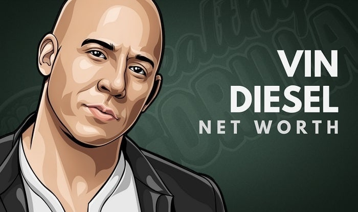 Vin Diesel's Net Worth in 2020