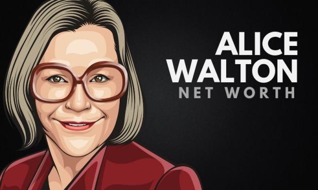 Alice Walton's Net Worth in 2020