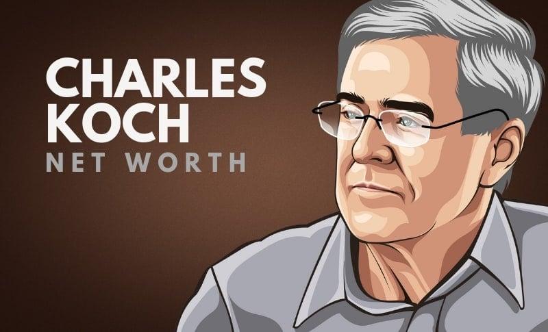 Charles Koch's Net Worth in 2020