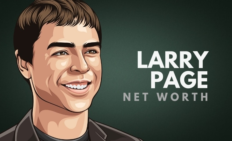 Larry Page's Net Worth in 2020