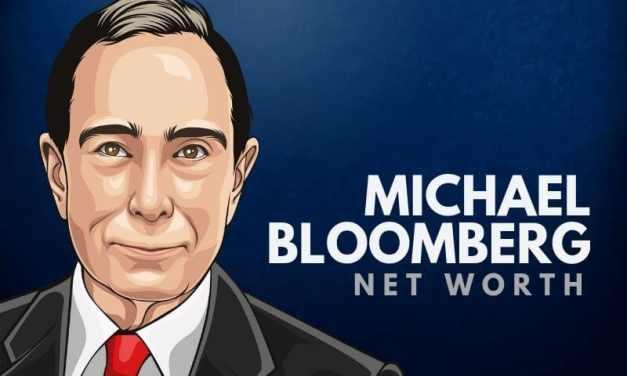 Michael Bloomberg's Net Worth in 2020