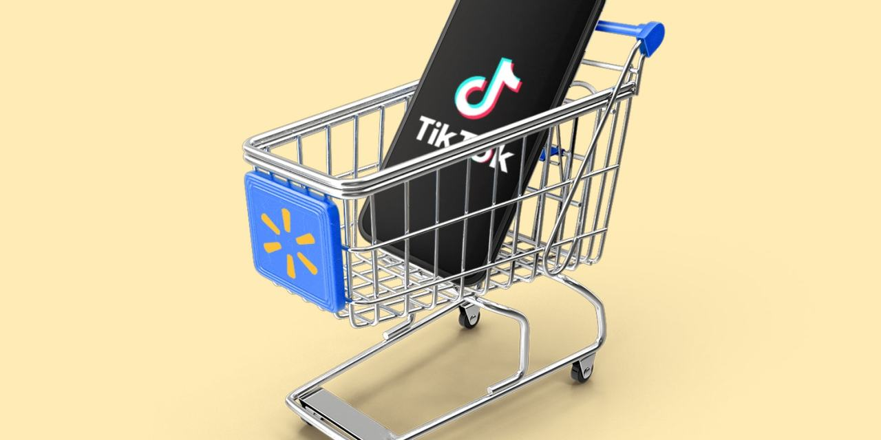 What a Walmart TikTok Takeover Means for Retail Advertising