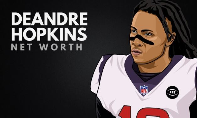 DeAndre Hopkins' Net Worth in 2020