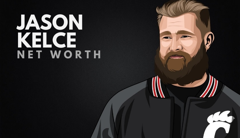 Jason Kelce's Net Worth in 2020