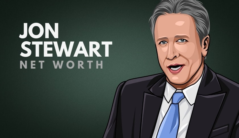 Jon Stewart's Net Worth in 2020