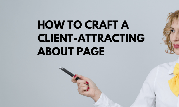 Stand Out From the Competition With These About Page Tips by @IamMBGriffin