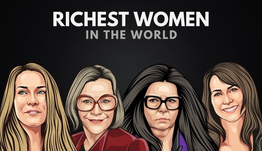 The Top 30 Richest Women in the World (2020)
