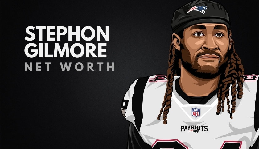Stephon Gilmore's Net Worth in 2020