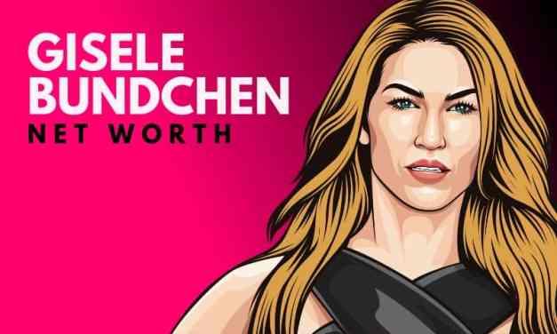 Gisele Bündchen's Net Worth (Updated 2021)