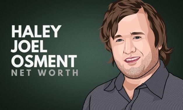 Haley Joel Osment's Net Worth (Updated 2021)