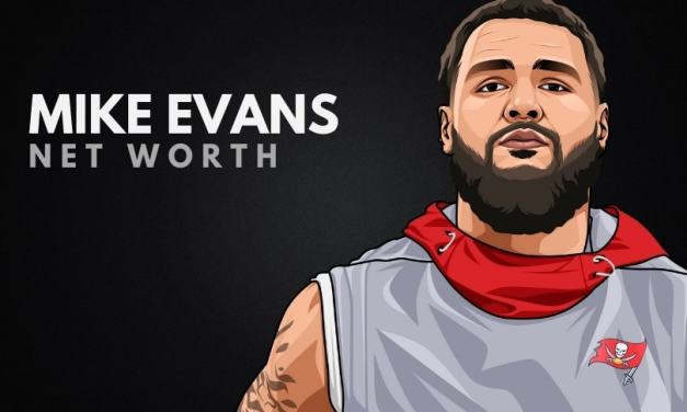 Mike Evans' Net Worth (Updated 2021)