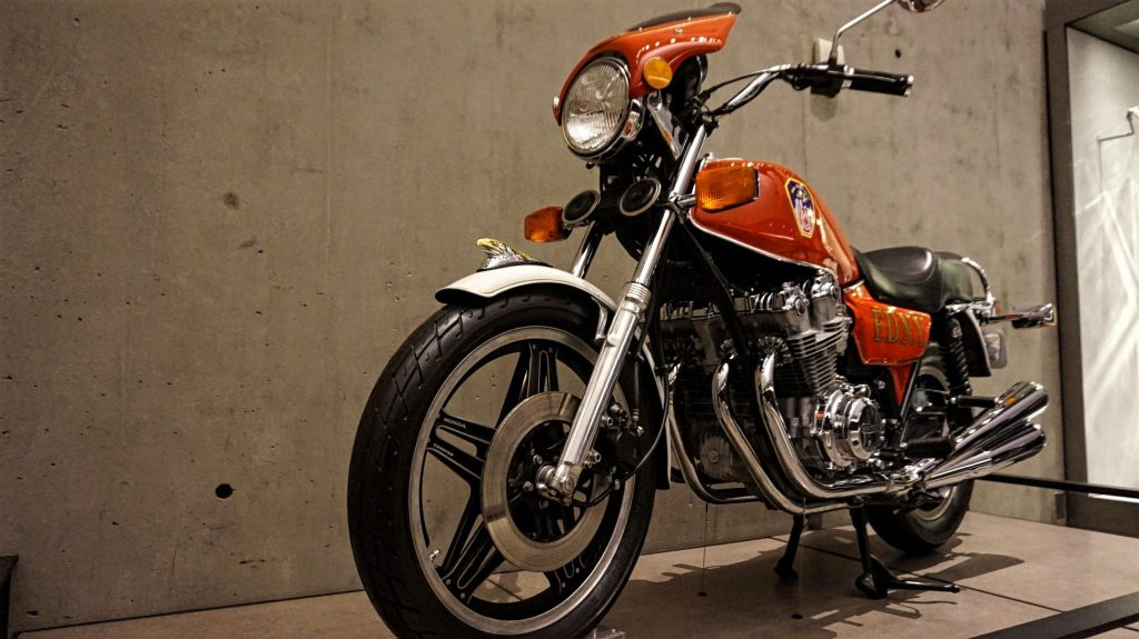 World_Trade_Center_Memorial_Museum_Dream_Bike_Honda_Motorcycle