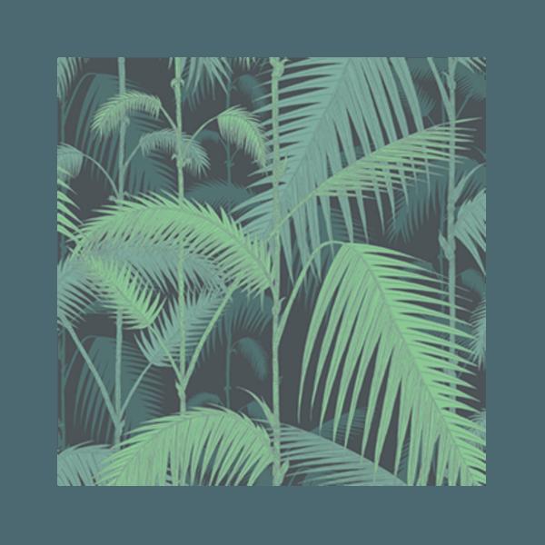 Papier Peint Palm Jungle The Socialite Family