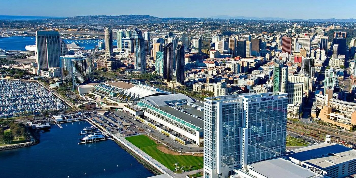 San Diego, California - home of Social Media Marketing World