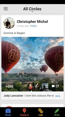 Photos in Google+