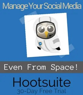 Free 30-Day Trial of Hootsuite Pro for Social Media Management