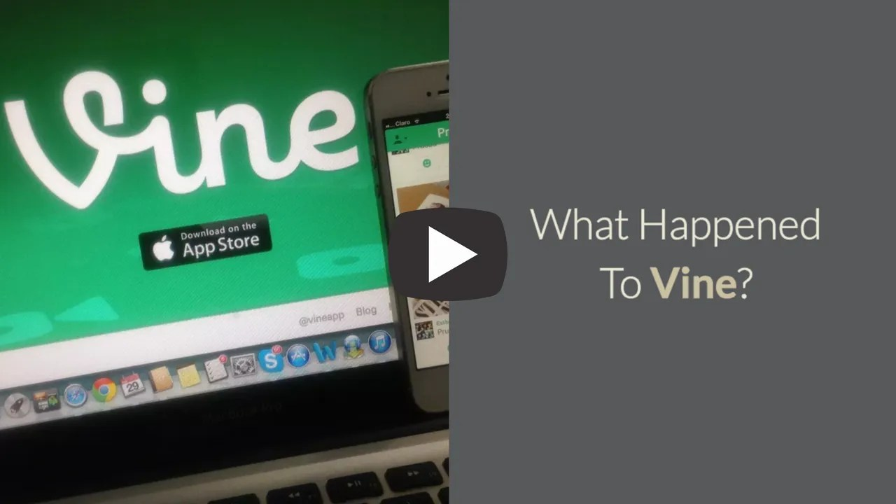 What Happened to Vine? Find out here.