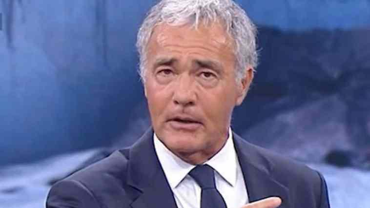 """Massimo Giletti torna con Non è l'Arena dopo il dolore: """"Ho perso mio padre, un colpo durissimo"""""""