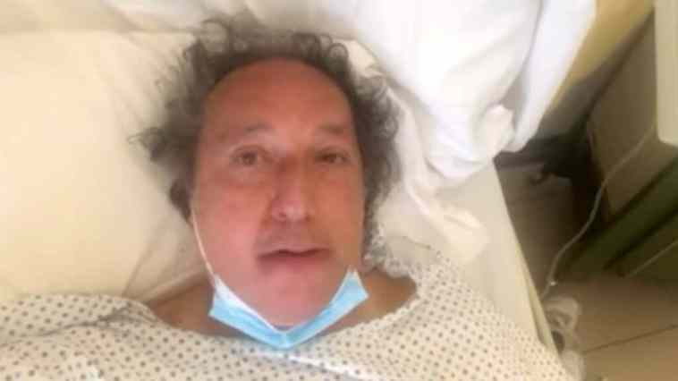 Fulvio Abbate operato di tumore alla mandibola: le condizioni dello scrittore ed ex Grande Fratello Vip