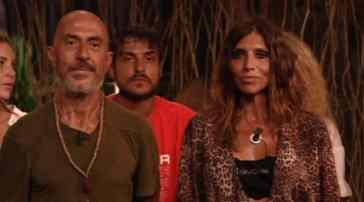 Eliminazione a L'Isola dei Famosi, testa a testa tra Emanuela Tittocchia e Roberto Ciufoli: il verdetto
