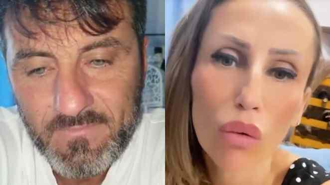 Sossio Aruta e Ursula Bennardo con il Covid