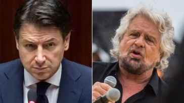 Telefonata tra Beppe Grillo e Giuseppe Conte dopo lo scontro: in ballo c'è il futuro del M5S