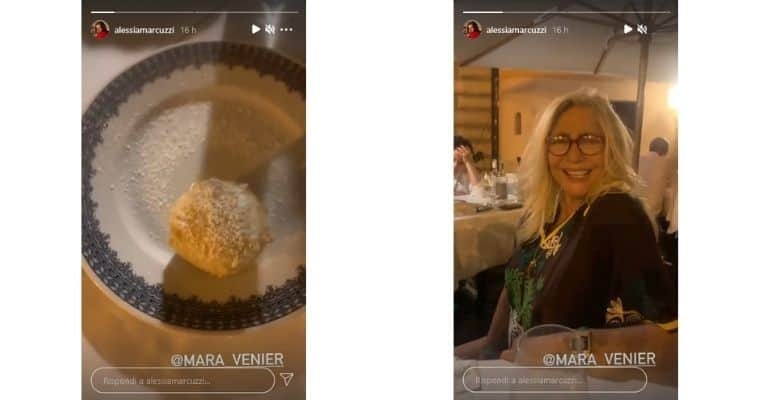 Alessia Marcuzzi Mara Venier