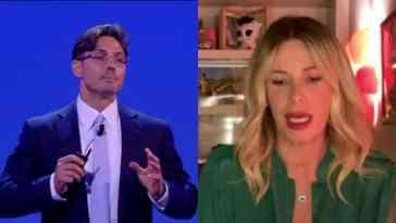 """Pier Silvio Berlusconi sull'addio di Alessia Marcuzzi a Mediaset: """"Capisca in fretta in modo da tornare"""""""