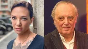 """Asia Argento, dedica al padre Dario Argento dopo la standing ovation a Cannes: """"Orgogliosa, ti amo papà"""""""