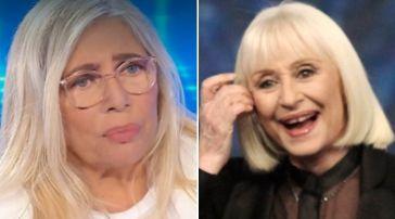 Domenica In ricorda Raffaella Carrà nella puntata d'esordio: l'omaggio di Mara Venier e Loretta Goggi