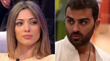 Soleil Sorge e Gianmaria Antinolfi al Grande Fratello Vip dopo il flirt: cos'è successo tra i due prima del reality