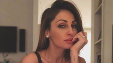 Anna Tatangelo disperata per la rottura con Gigi D'Alessio: la confessione della sorella Silvia