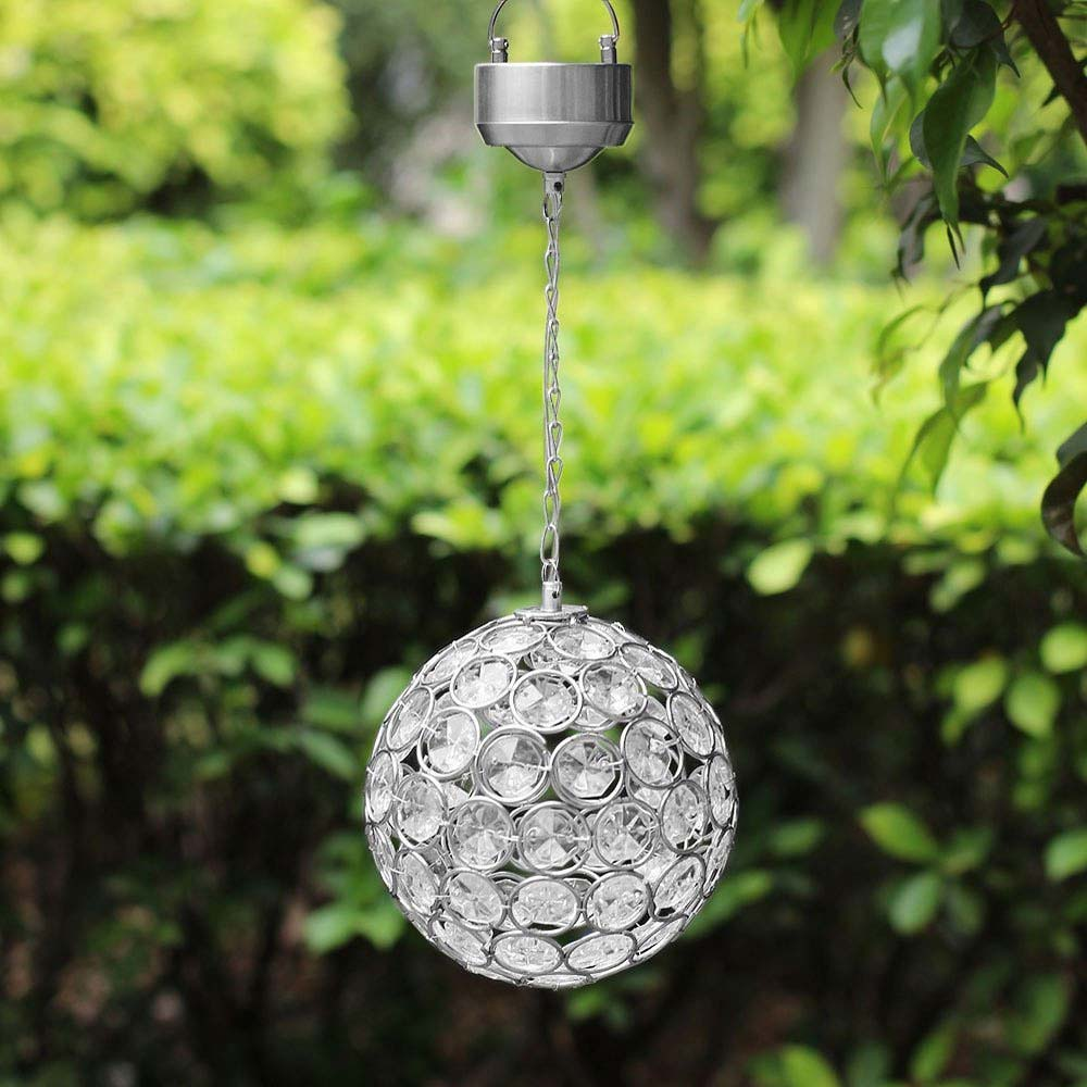 Solar Powered Patio Lanterns