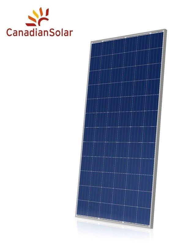 Canadian Solar 330w Poly Panels Buy Solar Online